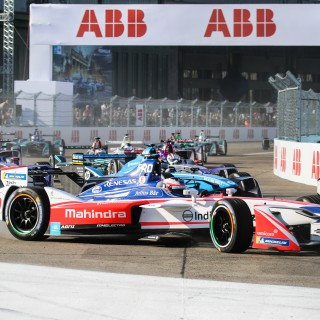 Felix Rosenqvist slides out of contention in Berlin