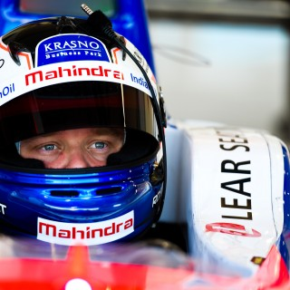 Felix Rosenqvist returns to scene of maiden Formula E triumph