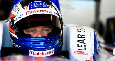 Felix Rosenqvist tillbaka till platsen för första Formel E-segern