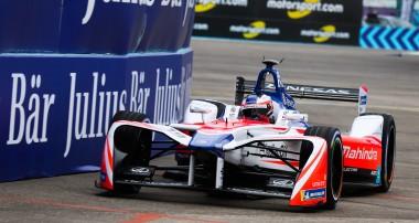 Felix Rosenqvist lines up for motor racing's historic Swiss return
