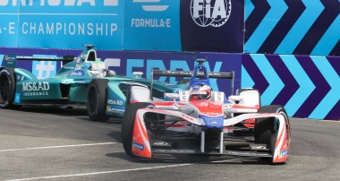 Felix Rosenqvist caps off Formula E season with New York top five