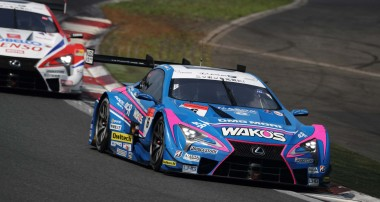 Rosenqvist/Oshima pick up points in longest Super GT race of the season