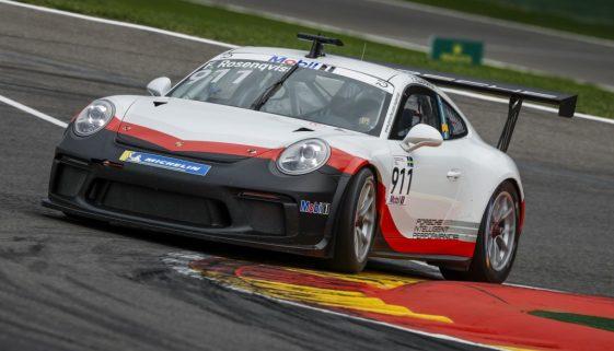 Porsche Mobil 1 Supercup, Spa-Francorchamps 2018