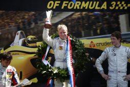 Second victory in Zandvoort classic