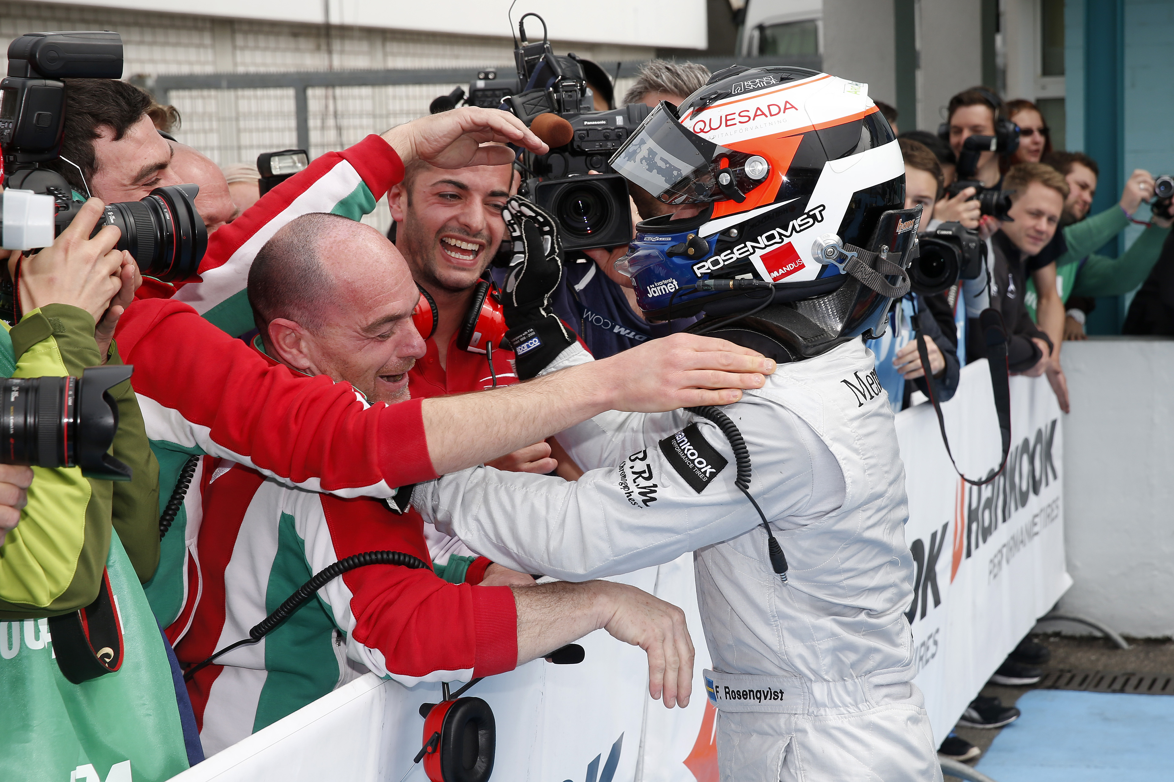 FIA Formula 3 European Championship, round 2, race 2, Hockenheim (GER)