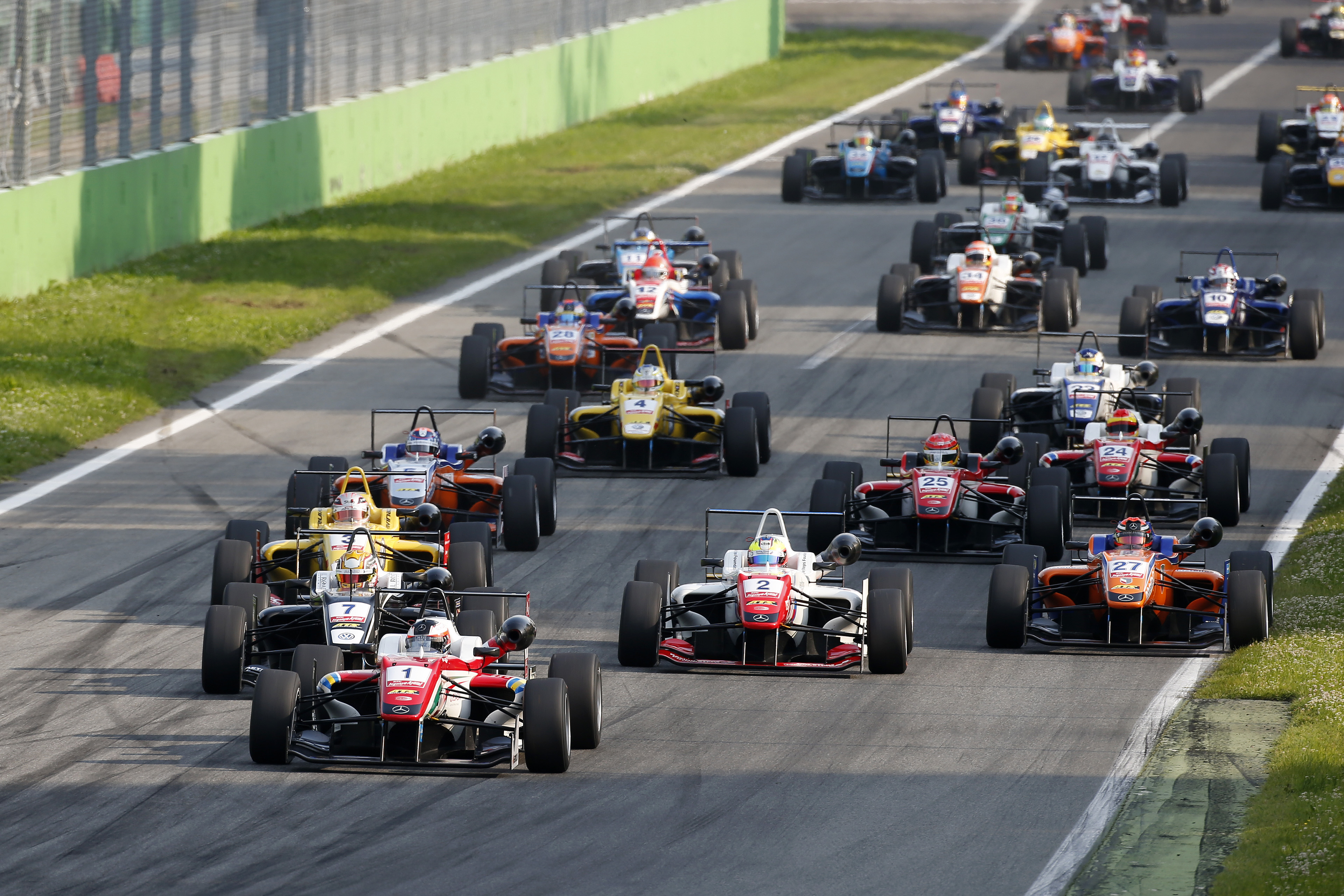 FIA Formula 3 European Championship, round 4, race 2, Monza (ITA)