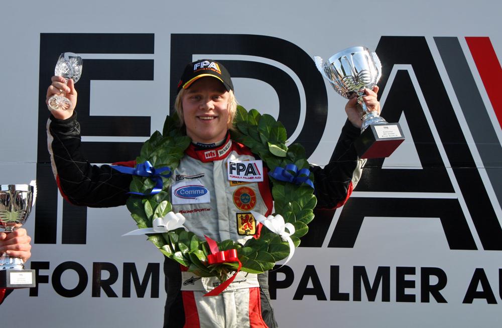 Felix Rosenqvist, FPA 1