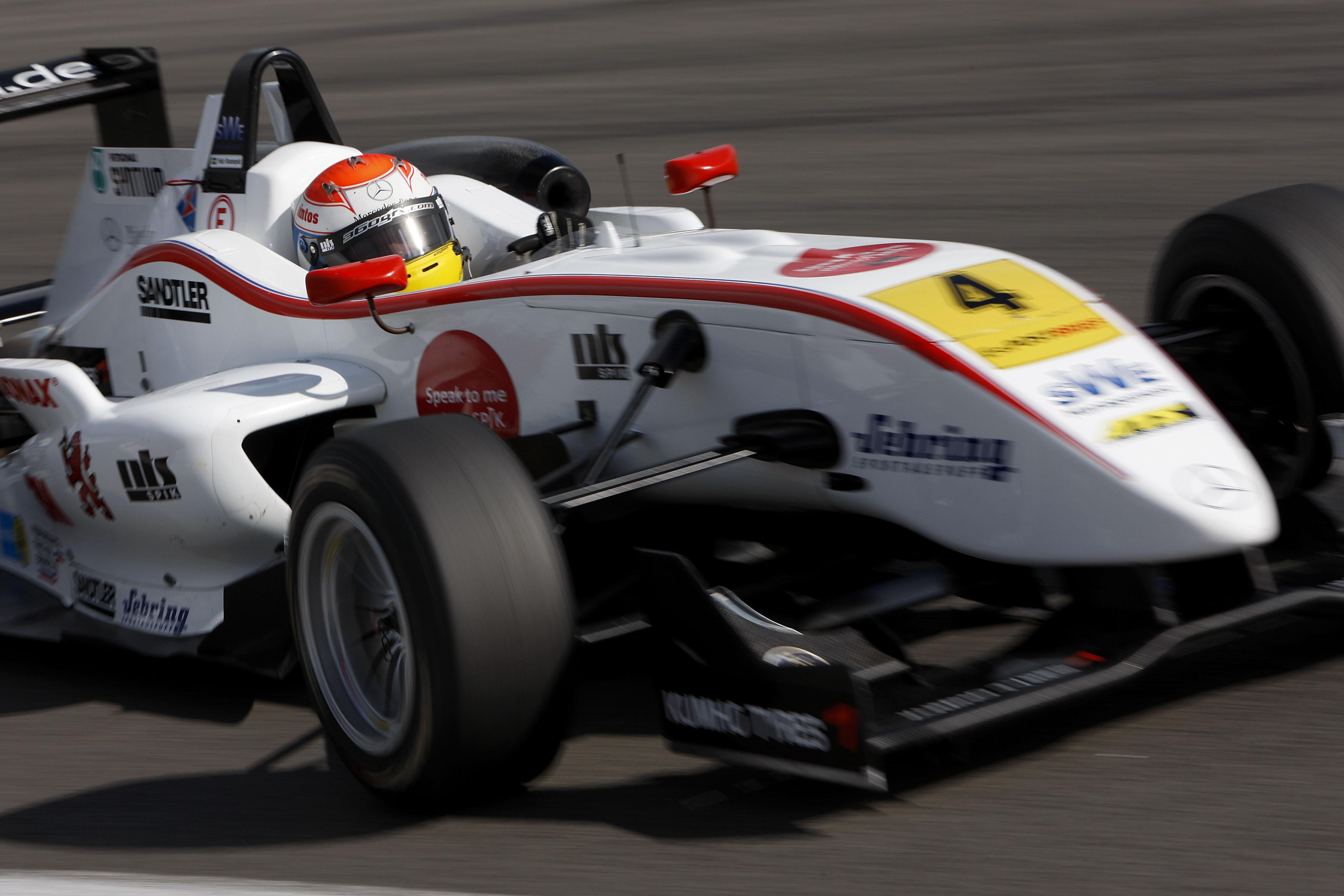 Formula 3 Euro Series Nuerburgring (D)