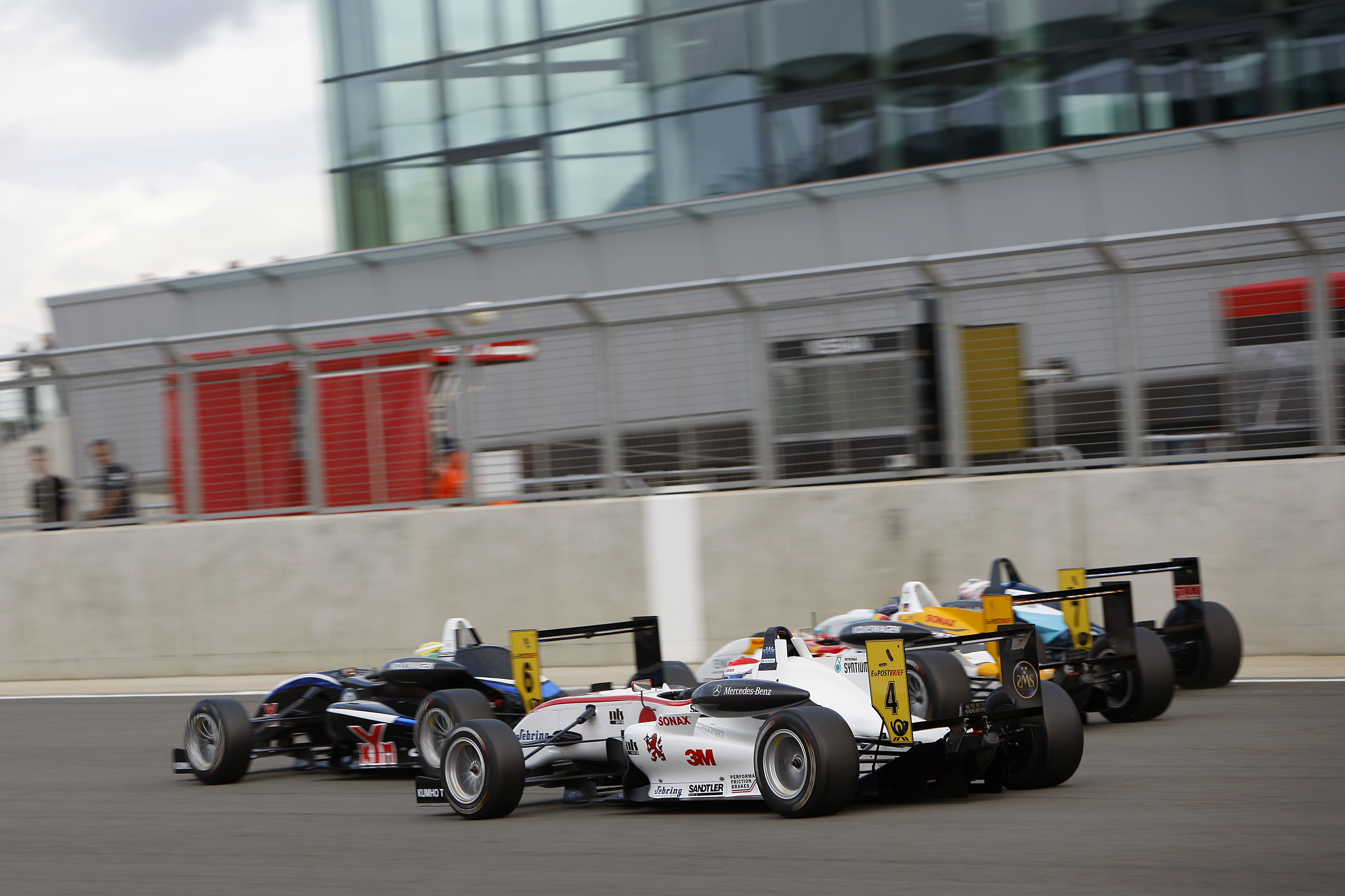 Formula 3 Euro Series Silverstone (GB)